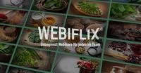 WebiFlix® startet als größtes agiles Weiterbildungsportal in Europa neu mit 16 Top-Referenten, 40 Themen und 80 Live-Webinaren durch!
