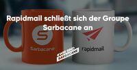 Rapidmail schließt sich der Sarbacane Gruppe an
