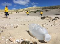 Wiederverwendet: Upcycling-Aktion für ein saubereres Zandvoort