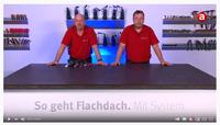 Flachdach-Knowhow
