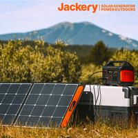 Jackery: Ein weiterer Schritt vorwärts - ab jetzt in Europa verfügbar