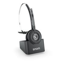 Snom: Smarte Tastendirektsteuerung des Multizellen-DECT-Headsets A190 ab sofort möglich