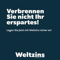 Weltzins.de in Deutschland gestärkt!