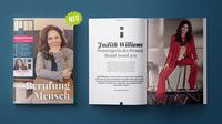 Personality First auf über 80 Seiten - das neue Personal Brand Magazin ist da
