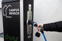 Campus Mensch widmet sich verstaerkt dem verantwortungsvollen Umgang mit der Umwelt