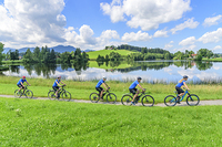 Gemeinsam mit dem E-Bike die Umgebung erkunden