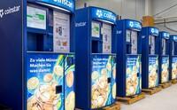Coinstar stattet von Kaufland übernommene real-Märkte mit Münzwechsel-Automaten aus