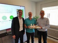 """BusinessCode kandidiert mit außergewöhnlichem Management-Buy-out beim Mittelstandswettbewerb """"Ludwig 2020/21"""""""