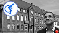 Mike Schubert, Potsdam, das Hertha-Schulz-Haus und ein schwerbehindertes Kleinkind