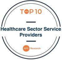 NTT DATA erneut auf Platz 4 im Top 10 Healthcare Service Providers Report von HFS Research