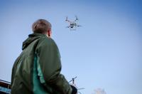 Wenn die Drohnen wieder fliegen - Verbraucherinformation der ERGO Group