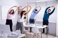 """""""Aktive Mittagspause"""" - der Kurs für einen starken Rücken"""