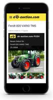 AGRAVIS: Drei Tage kompakte Landtechnik-Auktion