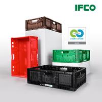 Europäische Lift Lock-Behälter von IFCO erhalten Cradle to Cradle Certified® Silver-Zertifizierung