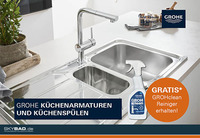 GROHE Küchenspülen & Küchenarmaturen