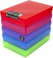 Neu bei Kronenberg24:  Neon farbige Aufbewahrungsboxen von Variocolors