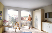Pflegeappartement als Kapitalanlage in Top-Innenstadtlage