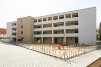 Nach 18 Monaten Bauzeit: 97 geförderte Wohnungen sind fertig