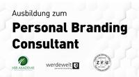 Jetzt ZFU zertifiziert: Ausbildung zum Personal Branding Consultant