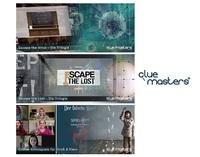 Online Erlebnisse von Cluemasters - mit Abstand zusammenwachsen