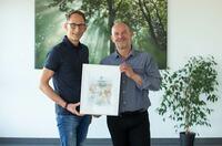 bb-net erhält Schweinfurter Energie-Spar-Preis