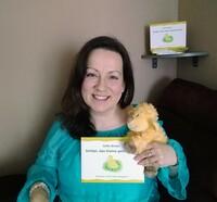 Schäpi, das kleine gelbe Schaf - neues Kinderbuch von Binder Marketing