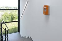Neue Treppenhauszentralen THZ N4 und THZ Comfort N4 von GEZE