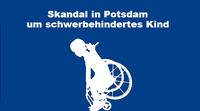 Janny Armbruster (Grüne), Mike Schubert (SPD) und Ursula Nonnemacher (Grüne), keine Hilfe für schwerbehindertes Kleinkind