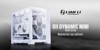 LIAN LI O11D Mini Snow Edition: Modularität neu definiert