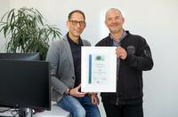 bb-net ist umweltfreundlichstes Büro in Deutschland