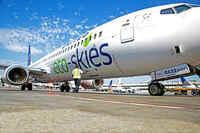 United Airlines und große Konzerne verpflichten sich zu nachhaltigem Flugkraftstoff