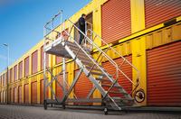 KRAUSE-Treppen und -Überstiege - leicht, robust und extrem stabil