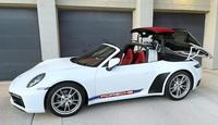 SmartTOP additional convertible top control for Porsche 911 Targa (992) available soon