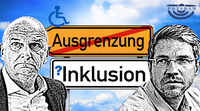 Mike Schubert, Dietmar Woidke, Ursula Nonnemacher und Jenny Armbruster - 18 Monate in Potsdam kein Behindertenfahrdienst für schwerbehindertes Kind