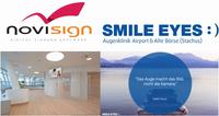 NoviSign und Smile Eyes - Patienten TV