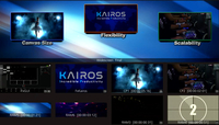 Panasonic erweitert Kairos-Linie für die Live-Produktion