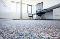 Fabromont Kugelgarn - der unkaputtbare textile Objektboden