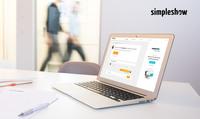 Erklärvideo-Plattform simpleshow führt digitales Service-Portal ein