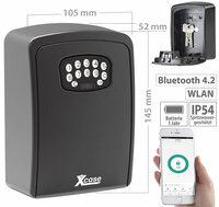 Xcase Mini-Schlüssel-Safe SAF-100.app