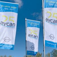 25 Jahre aycan - Systemhaus feiert Firmenjubiläum