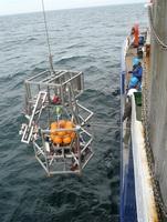 Fraunhofer IGD - Unterwassertestfeld nimmt Betrieb auf