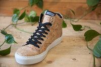 Vegane Schuhe aus Kork