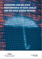 """Draka White Paper out: """"Screening and Balance Performance of Data Cables and Related Screen Designs"""""""
