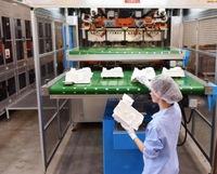 Wachstum des Lebensmittelsektors bei Fibrepak
