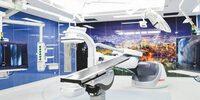 Spezialprothese für Patienten mit Aneurysma an der Aorta