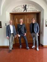 Zuhause in der Schweiz - XiTrust AG in St. Gallen gegründet