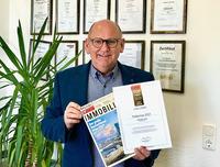 Focus-Spezial: Immobilien Fuxx zählt erneut zu den Top-Maklerbüros Deutschlands