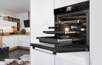 Küchenwohntrends 2021: ORANIER trifft mit Backöfen voll ins Schwarze - das Volumen macht den Unterschied