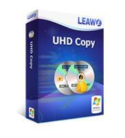 4K UHD Blu-ray Kopieren: Leawo UHD Copy wird neu veröffentlicht.