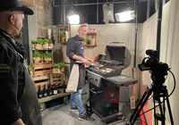 TRANE Deutschland punktete mit Online-Grillen als Teamevent